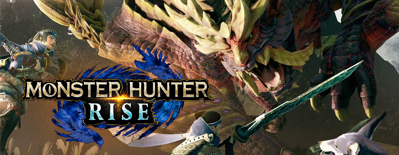 Monster Hunter Rise RE Engine