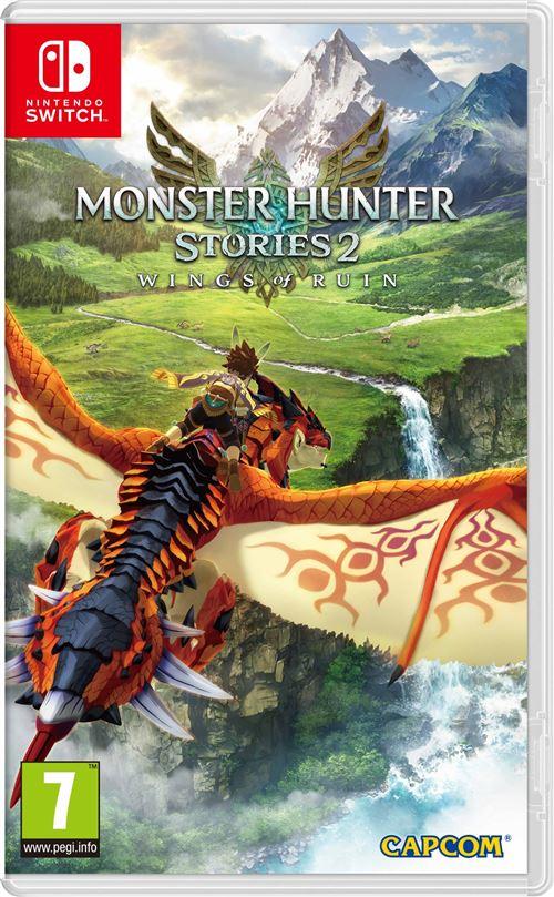 Monster Hunter Stories 2 Boxart