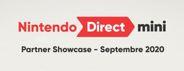Nintendo Direct Mini Partner Showcase septembre 2020Nintendo Direct Mini Partner Showcase septembre 2020