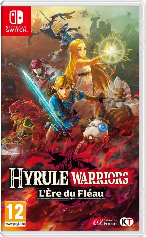 Hyrule Warriors : L'Ère du Fléau Nintendo Switch