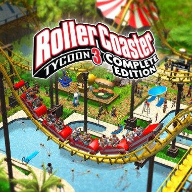 RollerCoaster Tycoon 3 Complete Edition eShop Nintendo Switch