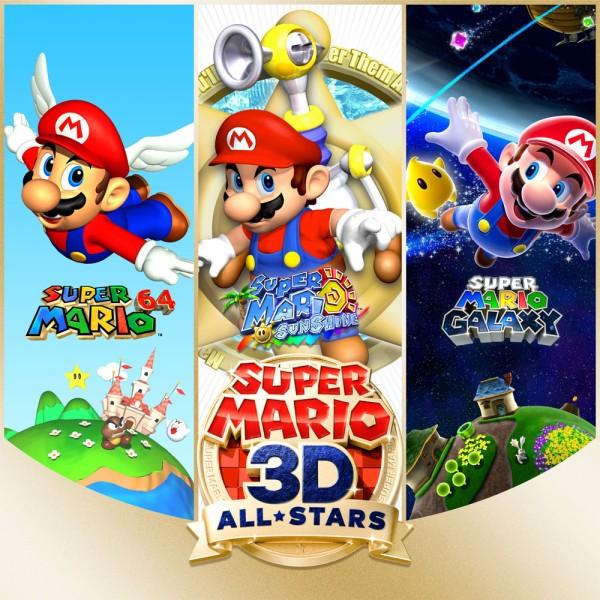 Super Mario 3D All-Stars Nintendo Switch eShop