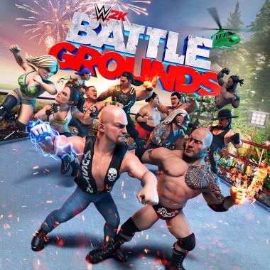 WWE 2K Battlegrounds eShop Nintendo Switch