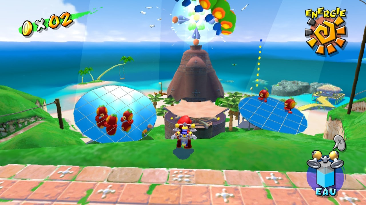 Super Mario 3D All-Stars test