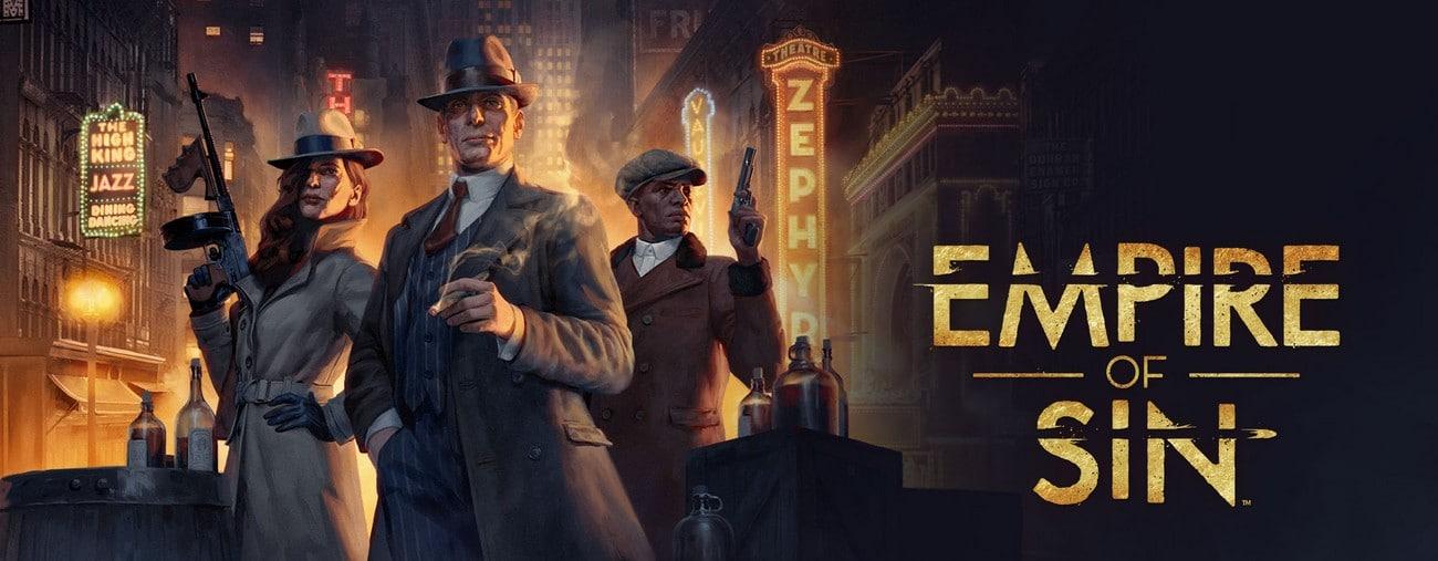 empire of sin switch date de sortie