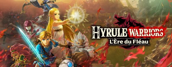 hyrule warriors l'ère du fléau annonce switch
