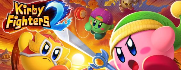 kirby fighters 2 sortie nintendo switch
