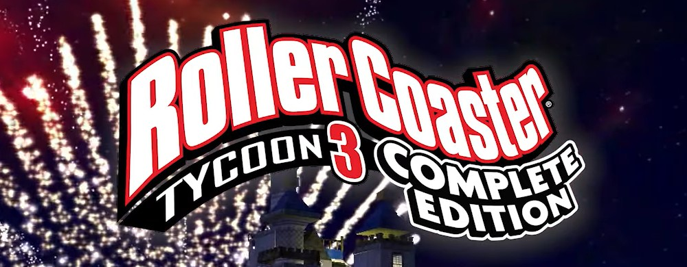 rollercoaster tycoon 3 complete edition switch