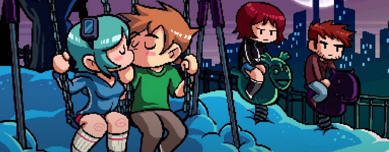 scott pilgrim vs the world jeu switch annonce