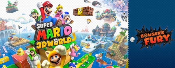 super mario 3d world switch bowser fury plus rapide