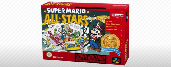 super mario all stars snes nintendo switch
