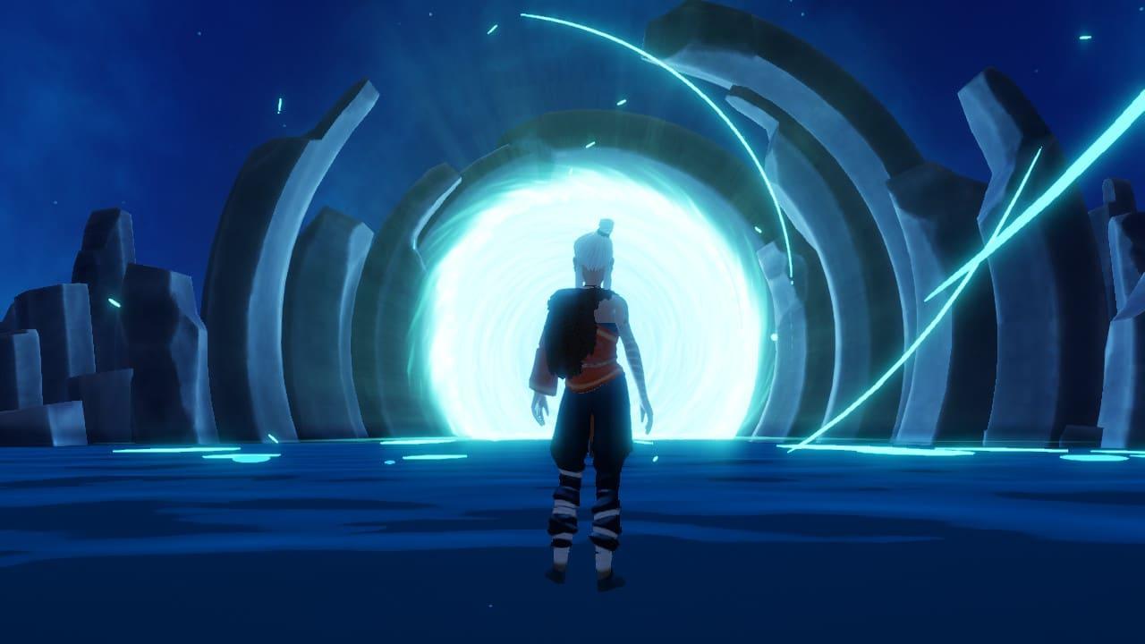 Les portails de Windbound