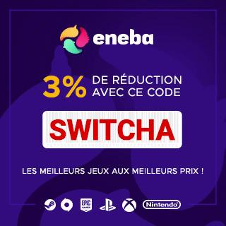 Réductions eShop Eneba