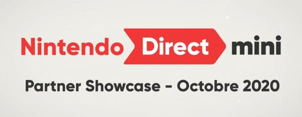 Nintendo Direct Mini Partner Showcase d'octobre