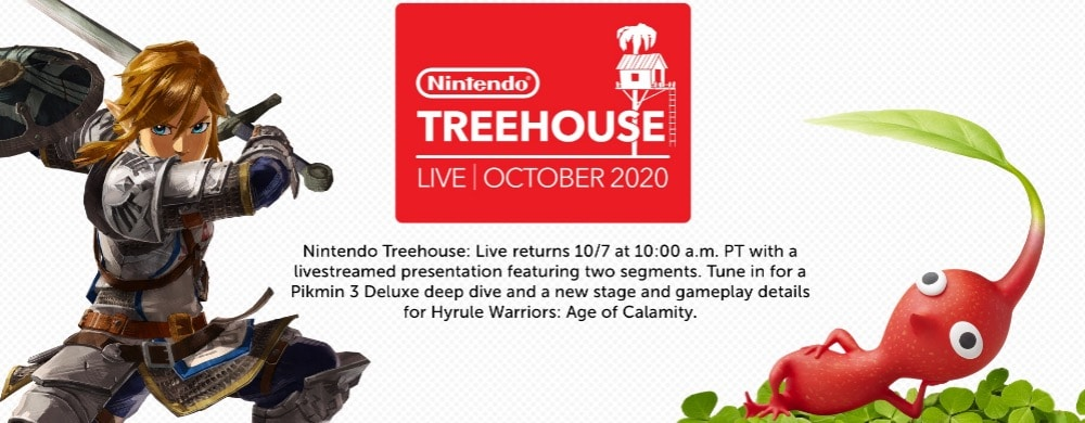 Nintendo Treehouse Live 2020
