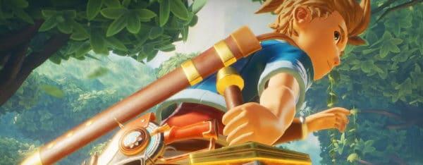 OceanHorn 2 Nintendo Switch date de sortie