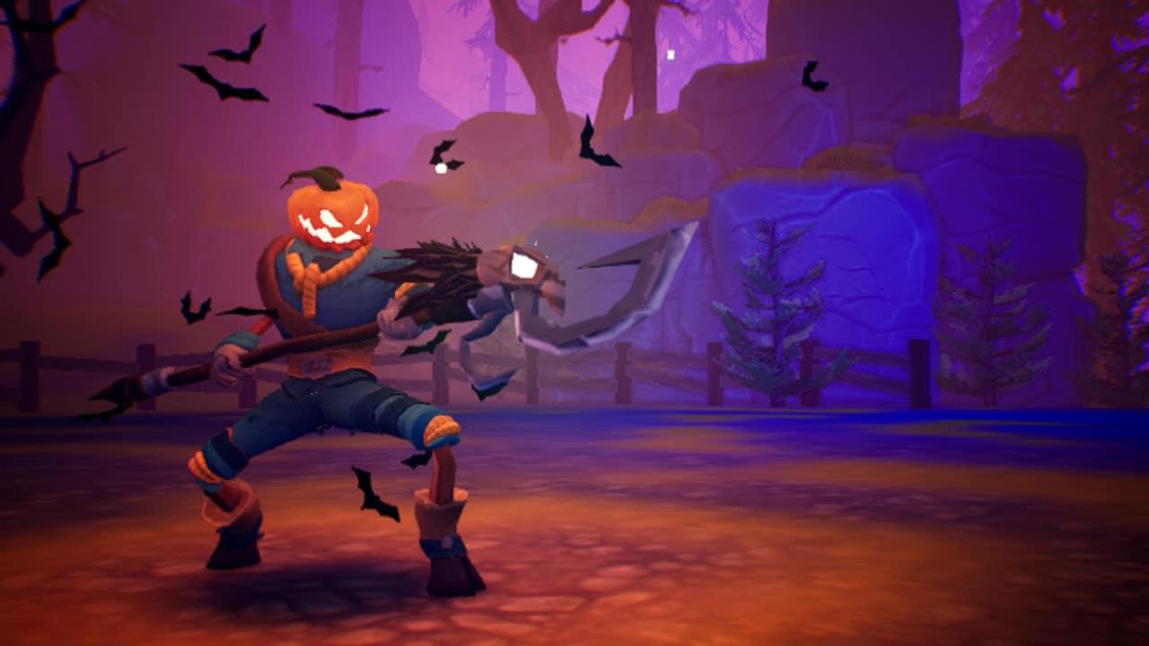 Jeux Switch pour Halloween