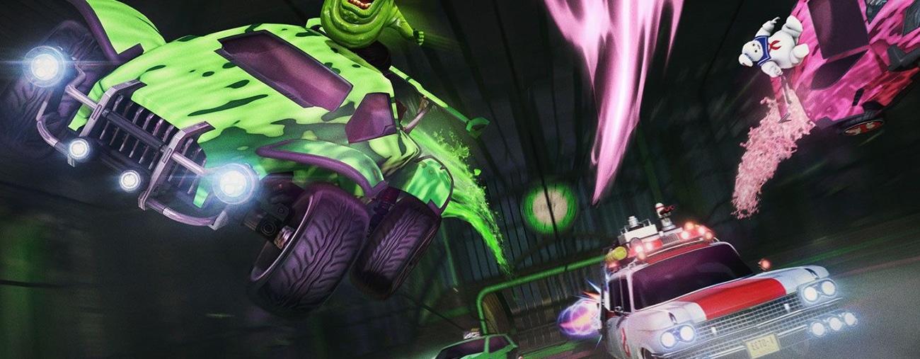 Rocket League - Ghostbusters de retour pour Halloween