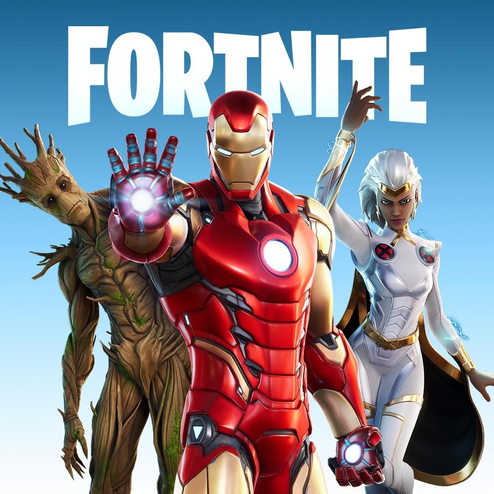 Fortnite jeu gratuit eShop Nintendo Switch