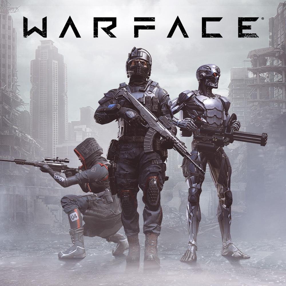 Warface jeu gratuit eShop Nintendo Switch
