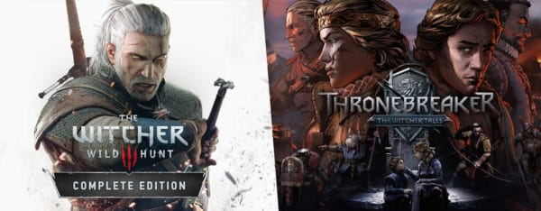 The Witcher 3 et Thronebreaker se mettent à jour sur Switch