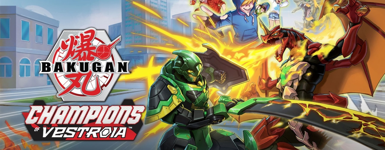 bakugan exlusivité nintendo switch