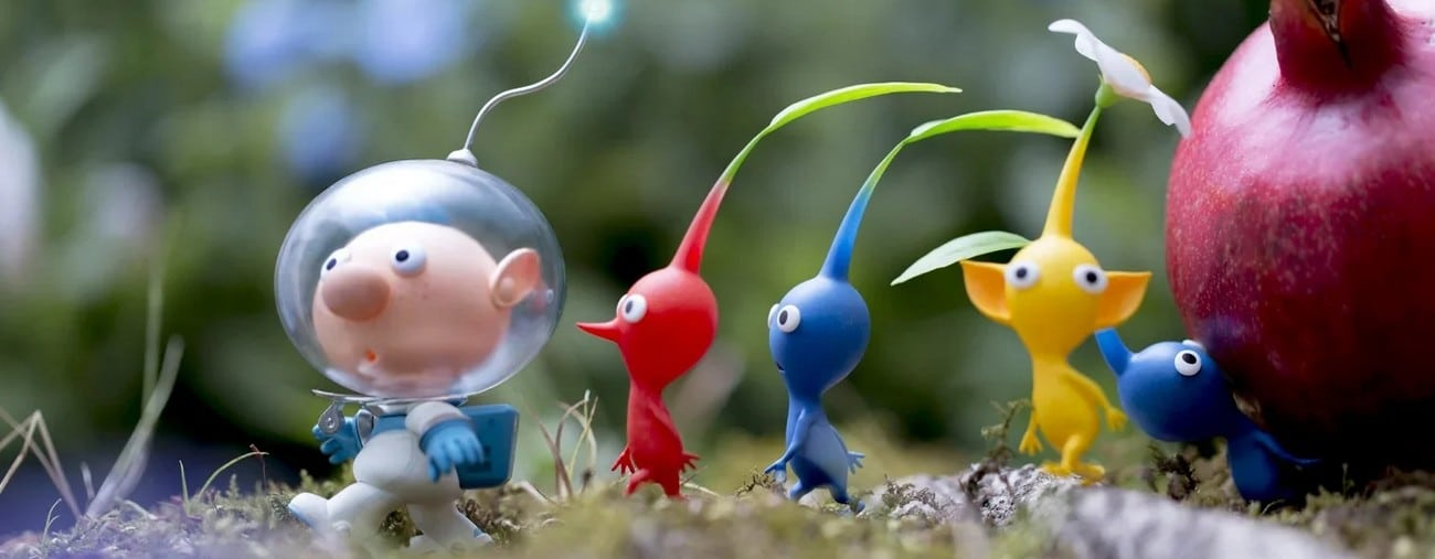 pikmin 3 deluxe switch démo jouable