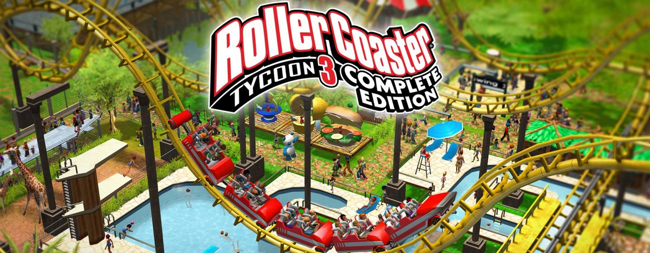 rollercoaster tycoon 3 complete edition switch test