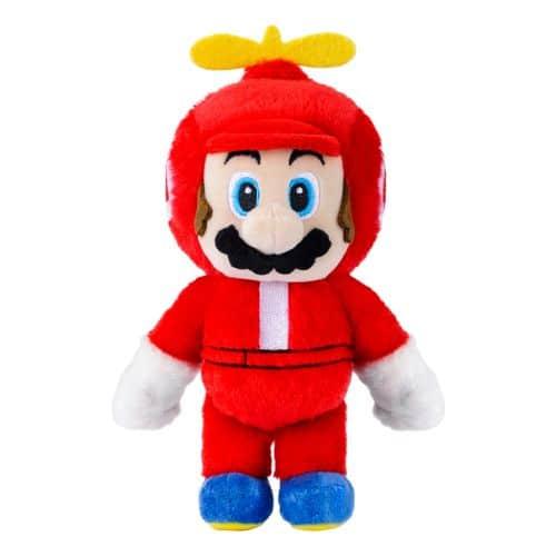Peluche Super Mario 35e anniversaire