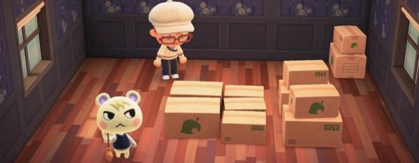 animal crossing new horizons demenagement résident nouvelle ile