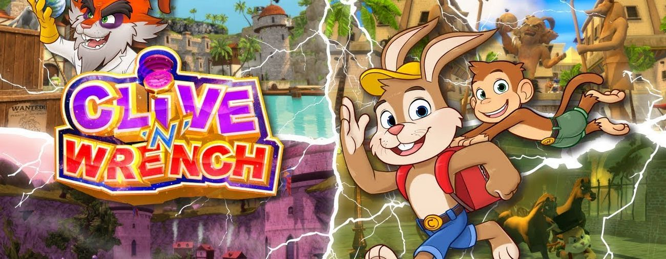 clive n wrench nintendo switch sortie