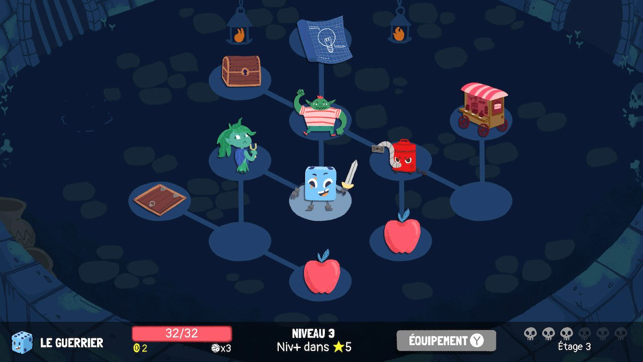 Dicey Dungeons Switch test 4