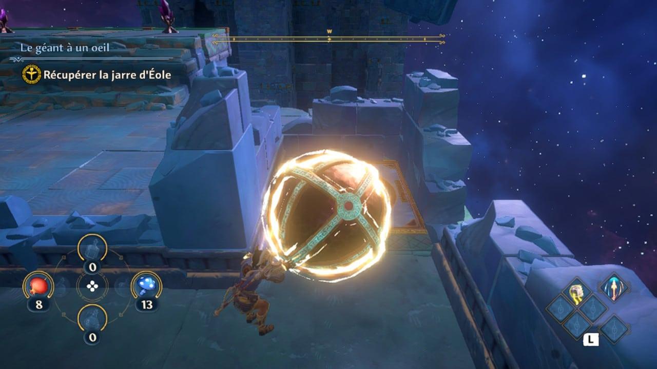 Immortals Fenyx Rising Switch Test