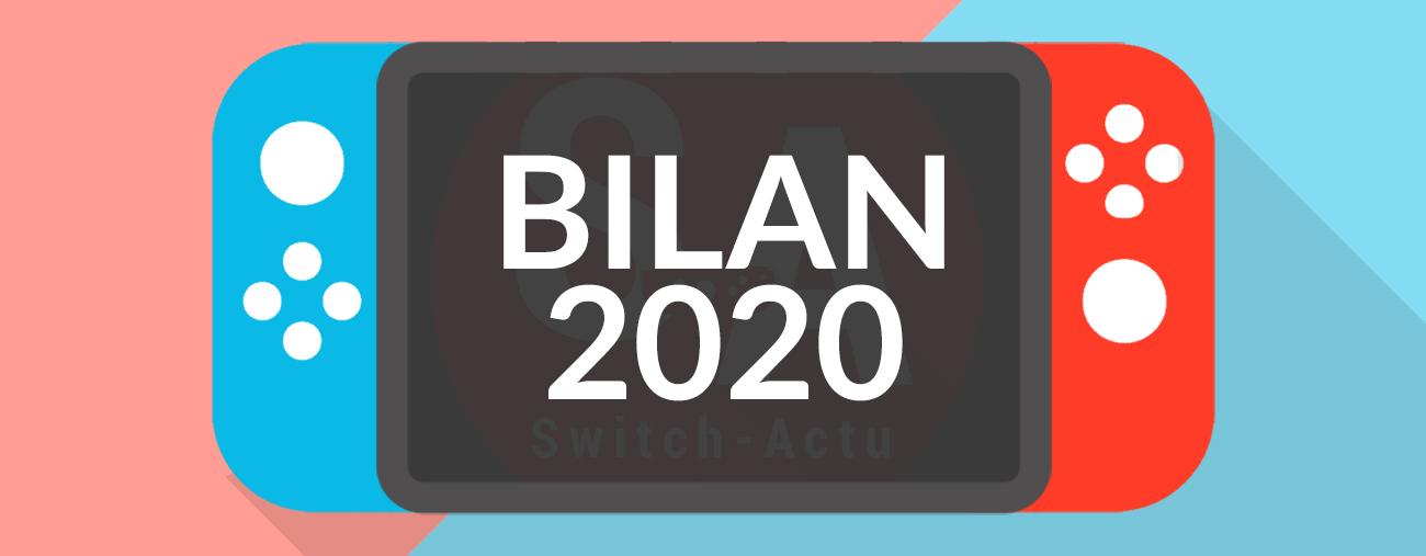 bilan 2020 nintendo switch actu