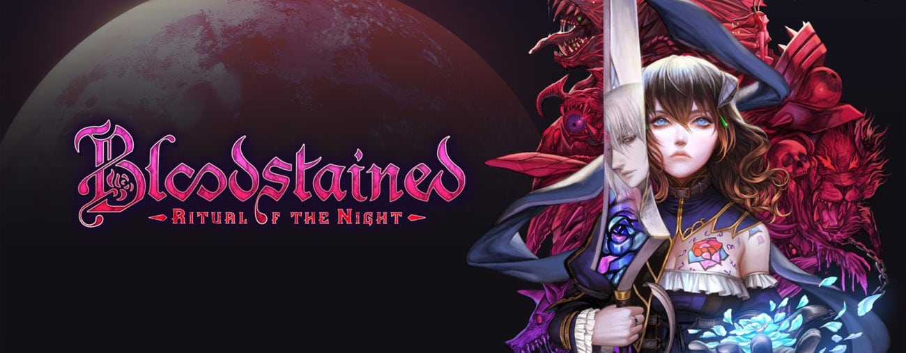 bloodstained ritual of the night castlevania mode
