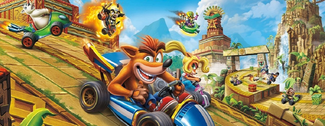 Crash team racing essai gratuit
