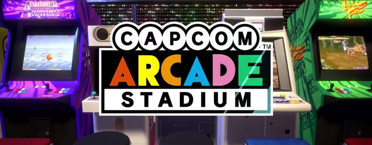 ghosts n ghoblins capcom arcade stadium switch
