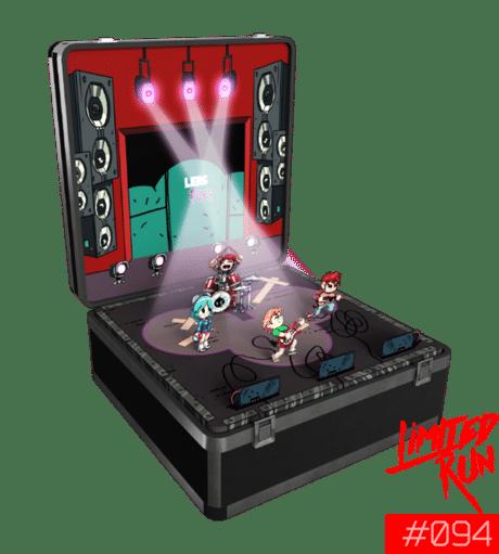 Switch Limited Run #94: Scott Pilgrim Vs. The World: The Game K.O. Edition