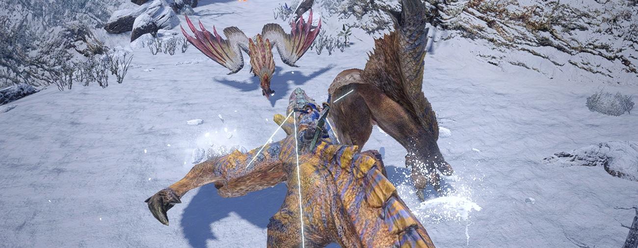 Monster Hunter Rise - Résumé des annonces du 7 janvier