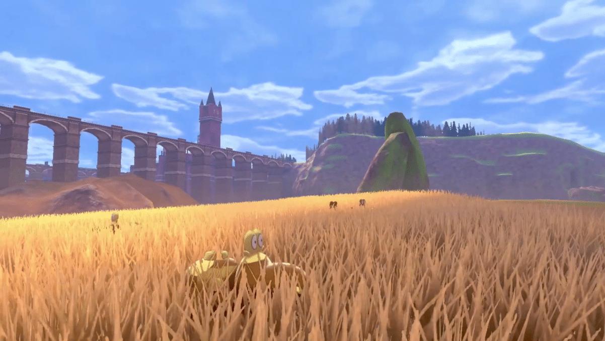Terres sauvages Pokémon