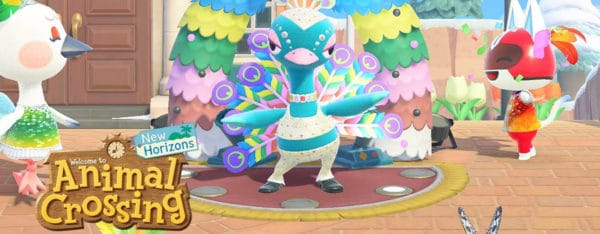 animal crossing: new horizons mise à jour carnaval