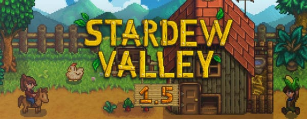 stardew valley mise à jour 1.5 switch