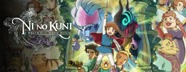test Ni No Kuni Nintendo Switch