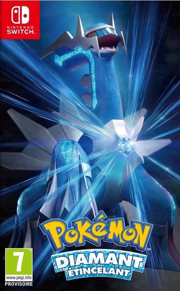 Pokémon Diamant Etincelant