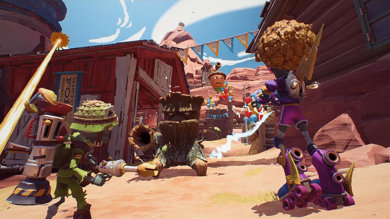 Plants vs Zombies La bataille de Neighborville Edition Intégrale Switch