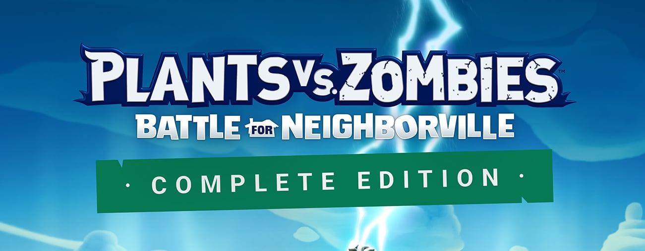 Plants vs Zombies La bataille de Neighborville Edition Intégrale annoncé sur Switch pour le 19 mars