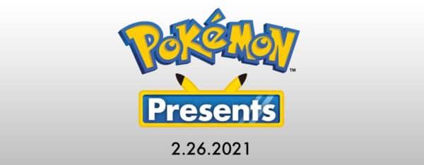 Pokémon Presents - Une nouvelle présentation ce 26 février