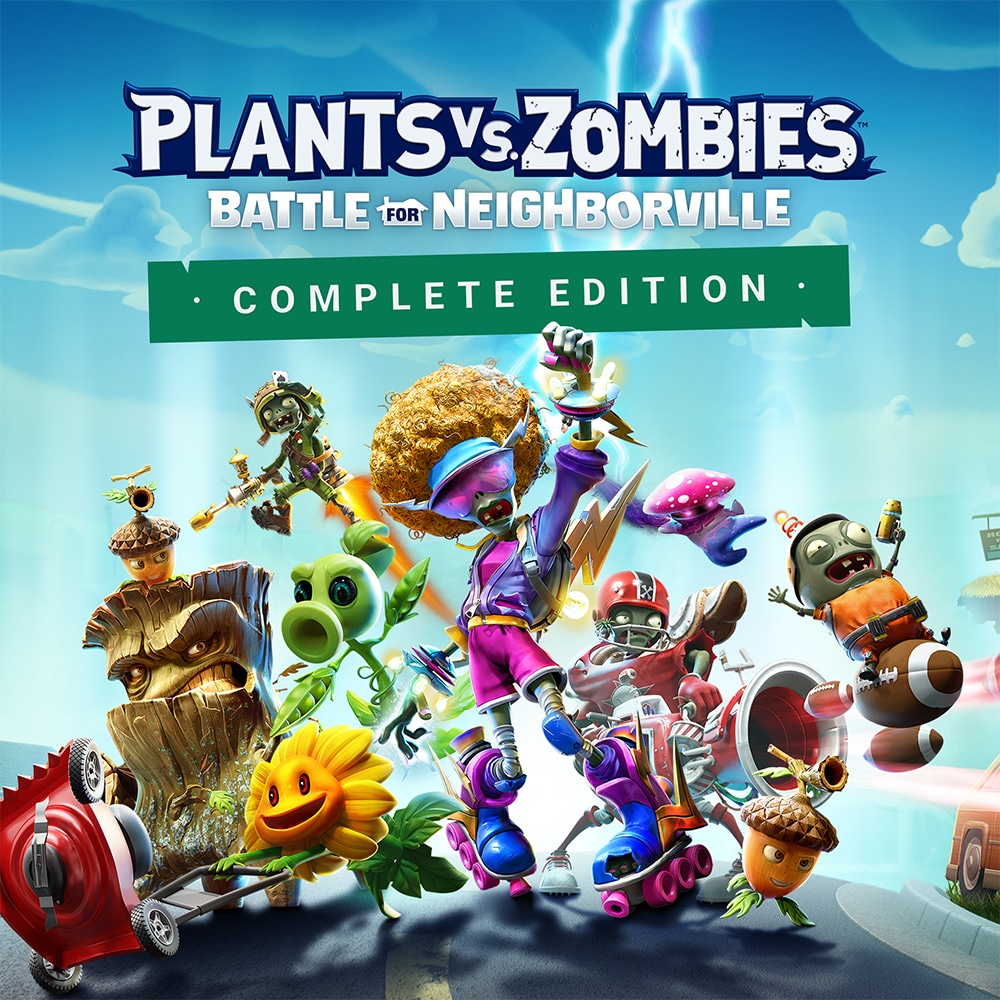 Plants vs. Zombies: La bataille de Neighborville Edition Intégrale
