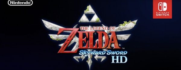 Zelda Skyward Sword HD