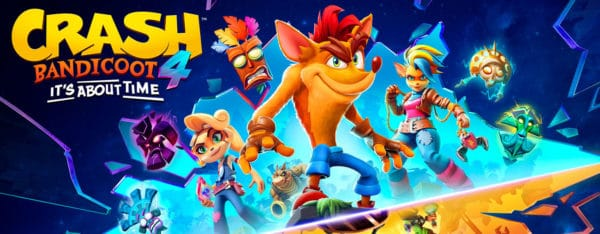 crash bandicoot 4 résolution framerate nintendo switch